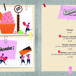 Φυσαρμόνικα-Κατάλογος Γλυκών