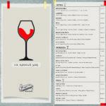 Φυσαρμόνικα-Κατάλογος Κρασιών
